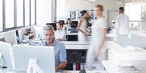 SE-Managed Services nehmen Ihnen und Ihren Mitarbeitern viel Arbeit ab. Wir managen Ihre digitalen Abläufe im Hintergrund während Sie ungestört arbeiten können.